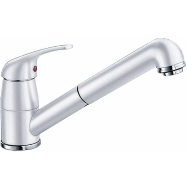 Кухонный смеситель Blanco Daras S - белый (524193)