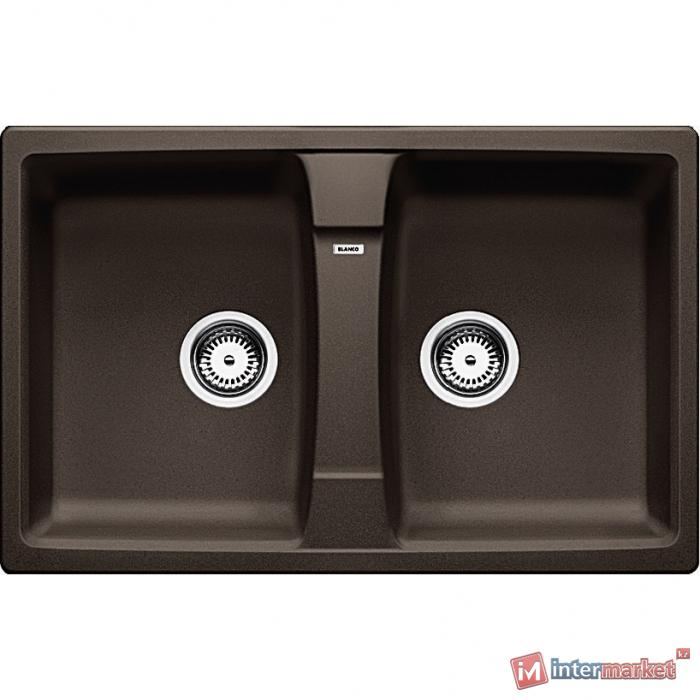 Кухонная мойка Blanco Lexa 8 кофе (515063)