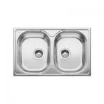 Кухонная мойка Blanco Tipo 8 compact matt (513459)