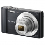 Компактный фотоаппарат Sony Cyber-shot DSC-W810 Black