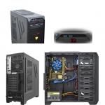Персональный компьютер i5-4460 3.2 GHz/ MB ASUS H81M-K/ RAM 4 GB 1600 MHz/ HDD 1000 GB/ DVD/ 550W