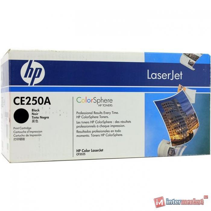 Оригинальный картридж HP CE250A