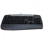 Проводная клавиатура A4tech KBS-8 PS2 Black