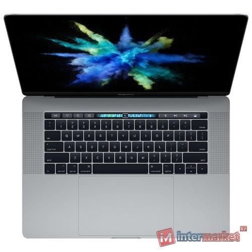 Ноутбук Apple MacBook Pro 15 with Retina display Mid 2017 Space Grey (Intel Core i7 2800 MHz/15.4