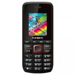 Телефон teXet TM-203, Black