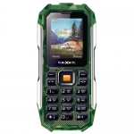 Телефон teXet TM-518R Green