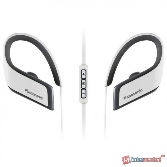 Наушники-вкладыши беспроводные Panasonic RP-BTS30GC-W Bluetooth (белый)