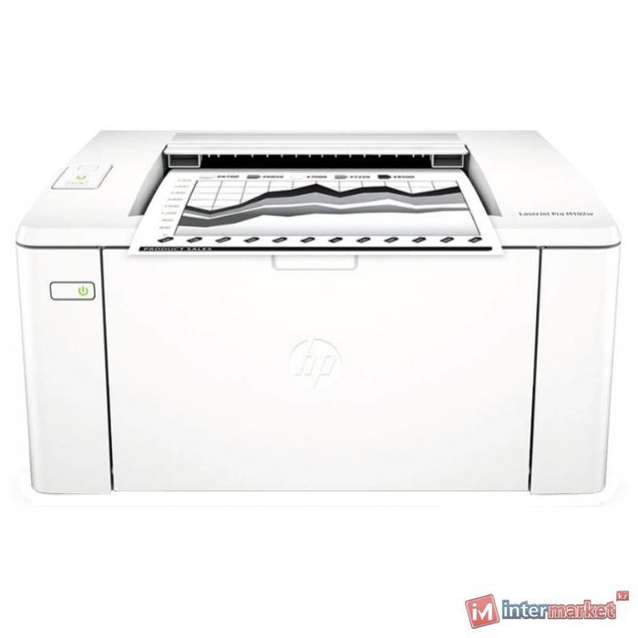 Принтер HP LaserJet Pro M102w