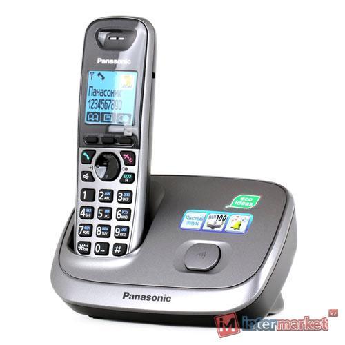 Телефон Panasonic KX TG 6511 CAM