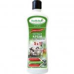 Универсальный чистящий крем 5 в 1 для любых поверхностей Eco&clean WP-029, 500 мл.